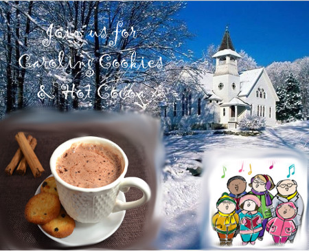 **Cancelled** Caroling, Cookies, & Cocoa @ First Baptist Church of Kountze